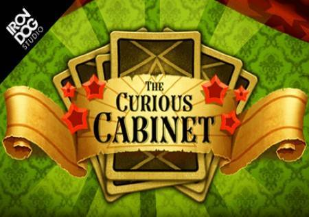 The Curious Cabinet – horor i pregršt bonusa u video slotu!