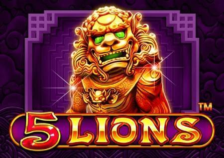 5 Lions – lavovska zabava!