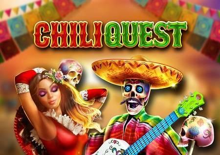 Chili Quest – online kazino igra sa džekpotovima!
