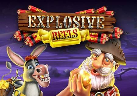 Explosive Reels – potraga za zlatom počinje!