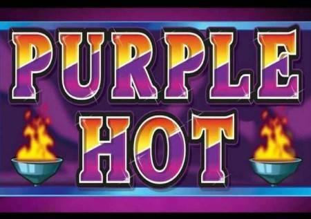 Purple Hot – slot donosi 4 džekpota!