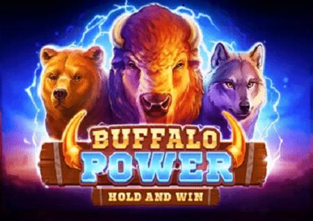 Buffalo Power – moćni kazino bonusi se nalaze ovdje!