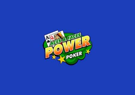 Aces & Faces Power Poker – nova kazino zabava!