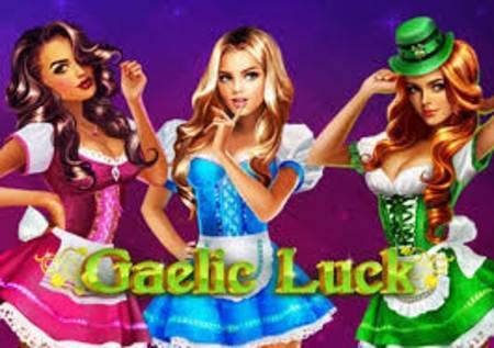 Gaelic Luck – sjajan kazino dobitak  donosi vam zlatne potkovice!