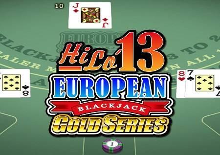Hilo 13 European Blackjack Gold – savršena simbioza!