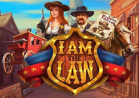 I am the Law – slot koji vraća zakon na ulice Divljeg zapada!