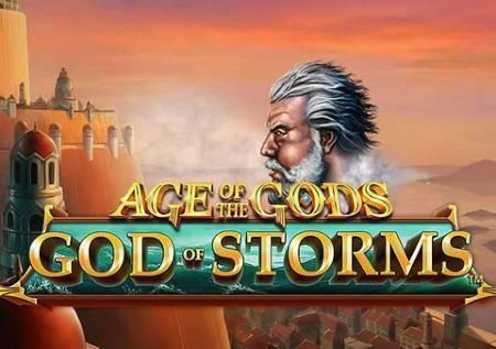 God of Storms – vrijeme je da uplovite u grčku mitologiju!