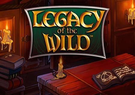 Legacy of the Wild – uzmi fantastičnih 50 bonus besplatnih spinova!