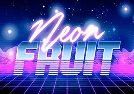 Neon Fruit – voćkice će ti donijeti vrhunske bonuse u neonskoj kazino igri!