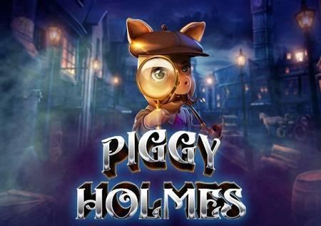 Piggy Holmes – simpatično prase vam donosi bonuse!