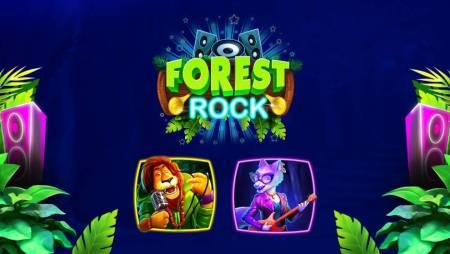 Nova igra provajdera Expanse Studios – Forest Rock premješta zabavu na  Online Casino!