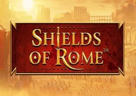 Shields of Rome – zaradite u sjajnoj kazino igri!