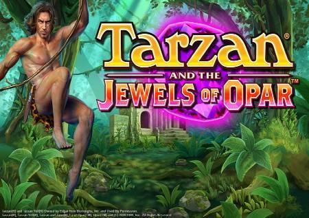 Tarzan and the Jewels of Opar – kazino igra broj 1!
