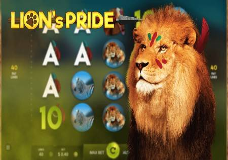 Lions Pride – osjetite moć džungle!