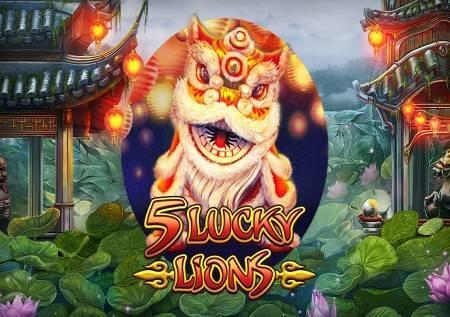 5 Lucky Lions – lavovski džekpot u slotu!