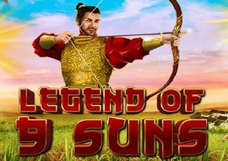Legend of 9 Suns – moć devet sunaca!
