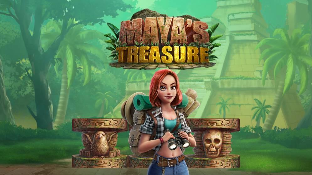 Maya's Treasure donijela dobitak od 8000e!