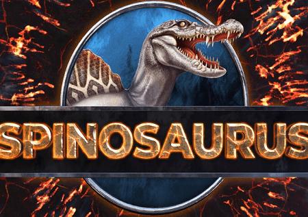 Spinosaurus – uživajte u bonusima iz doba Jure!