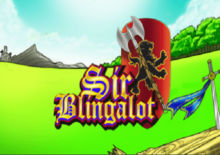 Sir Blingalot – kralj donosi sjajne bonuse!