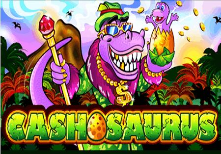 Cashosaurus – sjajni dino bonusi!