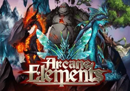 Arcane Elements – snaga 4 elementa donosi bonuse!