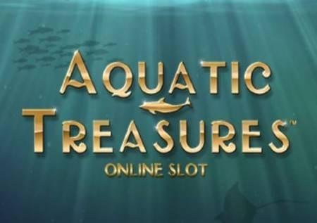 Aquatic Treasures – morske dubine bonusa!