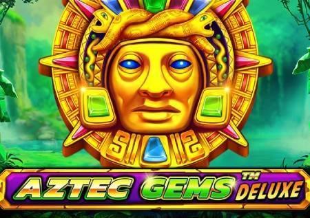 Aztec Gems Deluxe – sjajna zabava uz točak sreće i fantastične džekpotove!