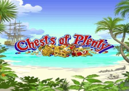 Chests of Plenty – uzmite blago pirata!