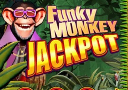 Funky Monkey Jackpot – zabava u slotu!