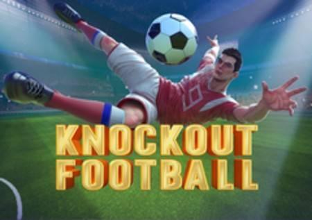 Knockout Football – postignite gol i osvojićete bonus!