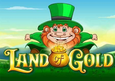 Land of Gold – igra fantastičnih bonusa!