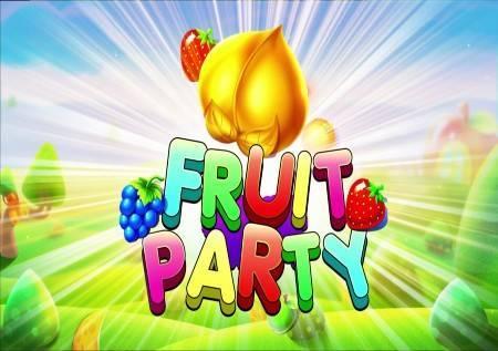 Fruit Party – voćna žurka prepuna multiplikatora!