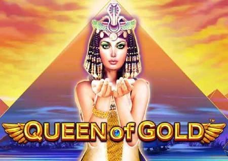 Queen of Gold – blago drevnog Egipta!