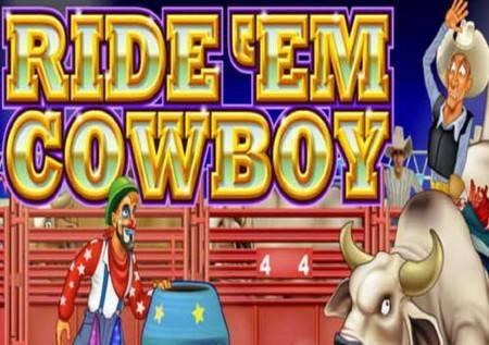 Ride Em Cowboy – lasom do sjajnog dobitka!