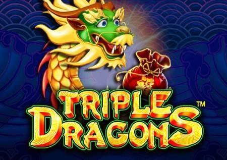 Triple Dragons – zmajevi donose fantastične bonuse!