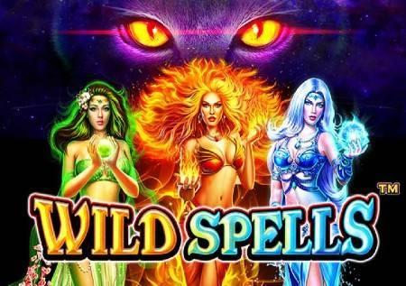 Wild Spells – spremite se za 3 čarobna džekpota!