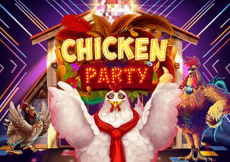 Chicken Party – zabavna kazino žurka!