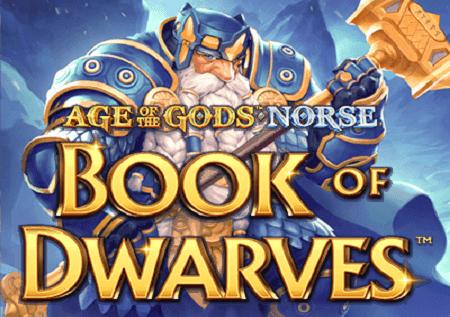 Age of the Gods Norse Book of Dwarves – dodatni besplatni spinovi u slotu!