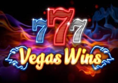 777 Vegas Wins –  osjetite moć Vegasa!