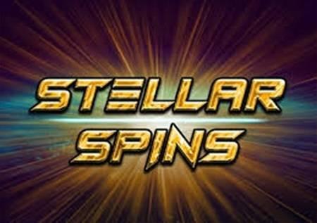 Stellar Spins – uzmite kosmičke  bonuse!