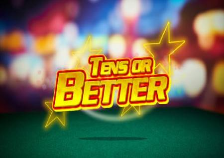 Tens or Better – uživajte uz video poker!