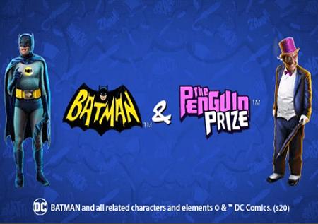 Batman and the Penguin Prize – spremite se za slot zabavu!