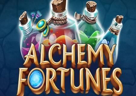 Alchemy Fortunes – magična igra!