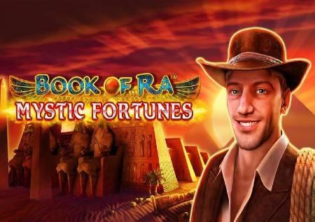 Book of Ra Mystic Fortunes – nova slot igra!