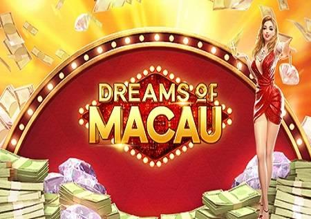 Dreams of Macau – video slot koji obara sa nogu!