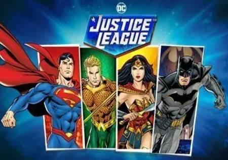 Justice League Comic – progresivni džekpot!