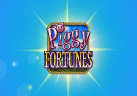 Piggy Fortunes – bajka u slotu!