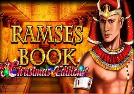 Ramses Book Christmas Edition – božićni slot!