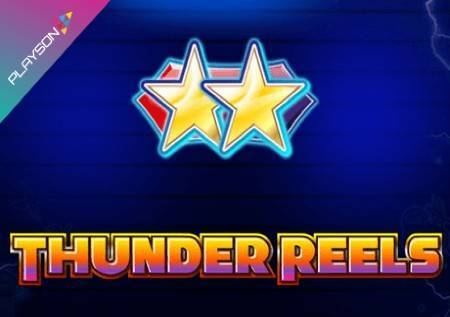 Thunder Reels – klasičan slot na moderan način!
