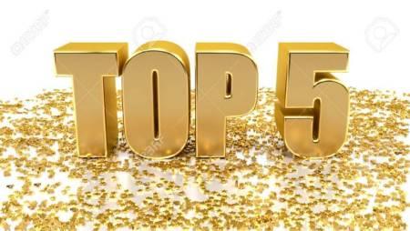 Top 5 novogodišnjih slotova!
